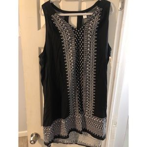 Brand New plus size black dress